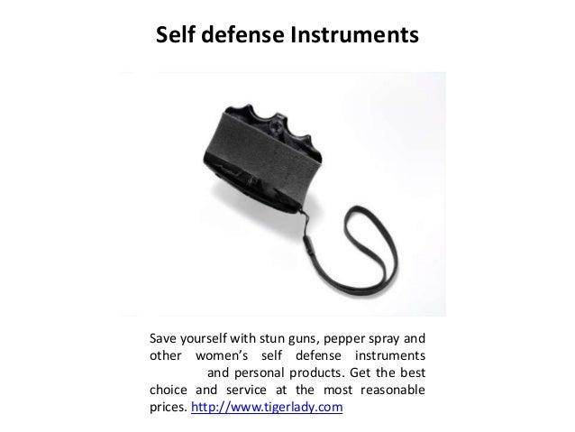 Self defense device Slide 2