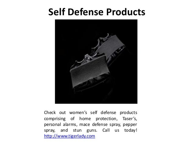 Self defense device Slide 3