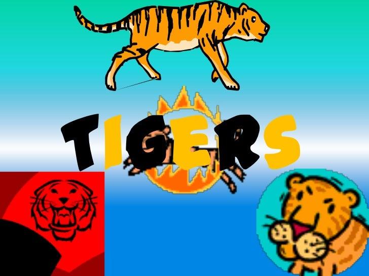 Tigers<br />