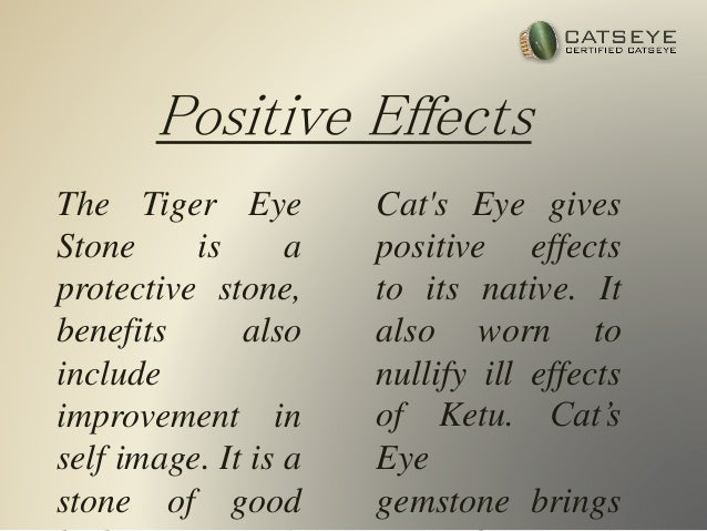 Cats Eye Stone Benefits For Business