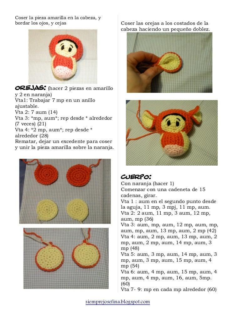 Amigurumi Pattern Crochet Tony Tiger DIY Instant Download | Etsy | 1031x728
