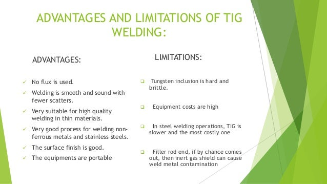 Aluminum Tubing Sizes >> Application of TIG & MIG Welding in Manufacturing