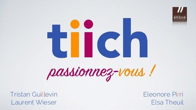 Tristan Guillevin Laurent Wieser Eleonore Pirri Elsa Theuil
