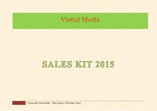 1 | Trung tâm Viettel Media – Tổng Công ty Viễn thông Viettel