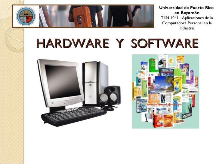 Universidad de Puerto Rico                      en Bayamón               TIIN 1041– Aplicaciones de la               Compu...