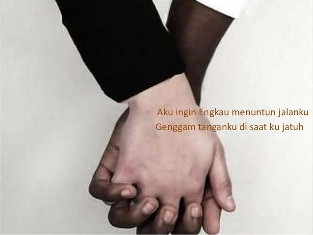 Kata Romantis Genggam Tanganku Audit Kinerja