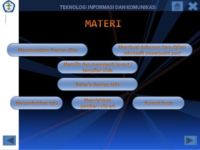 Media Pembelajaran Tik Kelas Ix Semester 1