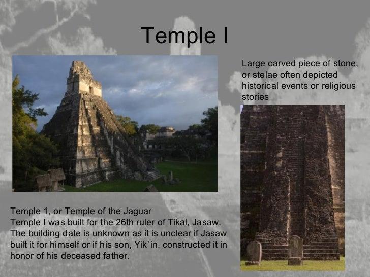 Tikal-The Ancient City of the Maya