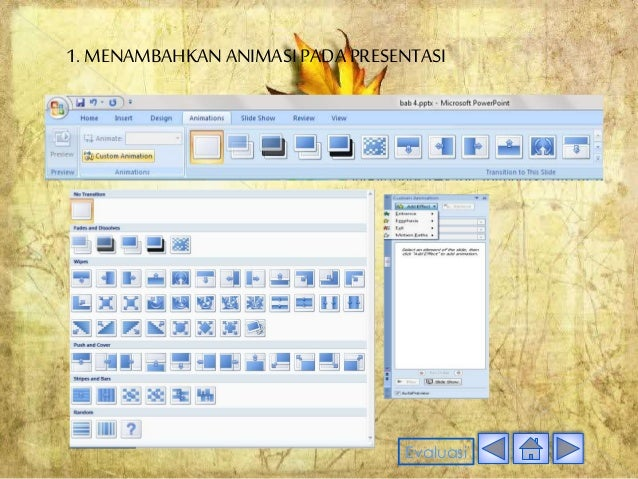 MS PowerPoint 2007 Bab 1-6