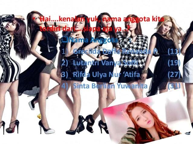 • Hai….kenalan yuk, nama anggota kita terdiri dari….siapa aja ya..? Nama Anggota : 1) Grecilda Daffa Renanda P (11) 2) Lu...