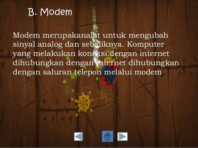 Perangkat Keras & Akses Internet (Media Pembelajaran Ms ...