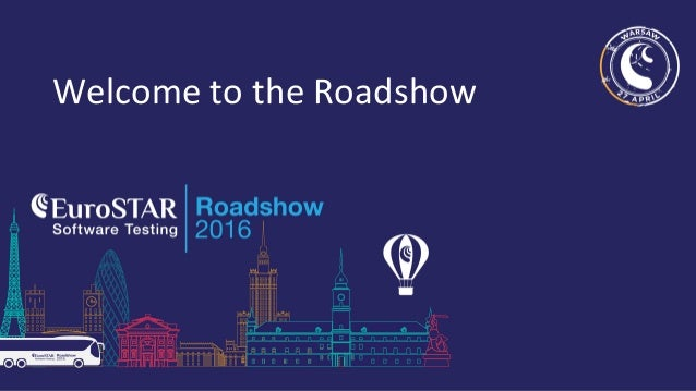 Welcome to the Roadshow