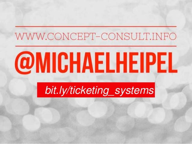 How to select the best ticketing system for conferences and exhibitions?