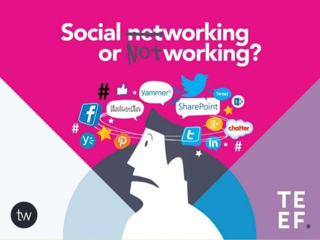 Enterprise Social Networks: A force for good or evil?