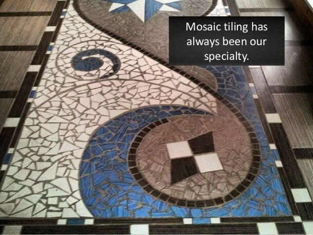 Mosaic Tiling Montreal Slide 3