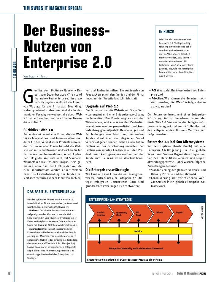 TIMSwISSITMagazIneSpecIal                   Der Business-                                                             ...