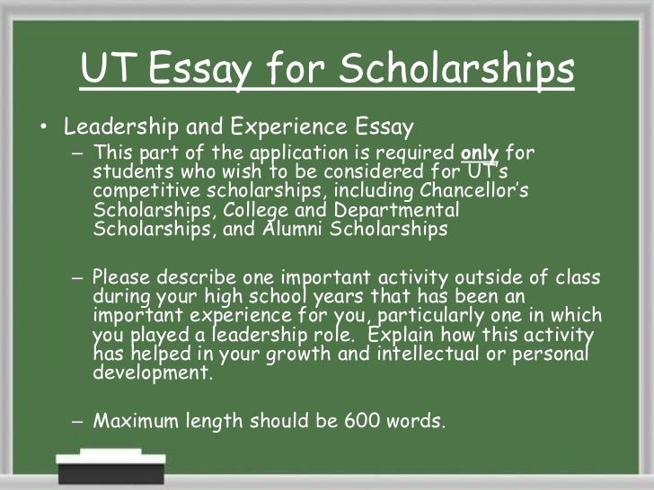 scholarship importance essay Now you've written your scholarship essay you'll want to be personal throughout the scholarship essay, but it's especially important scholarship.
