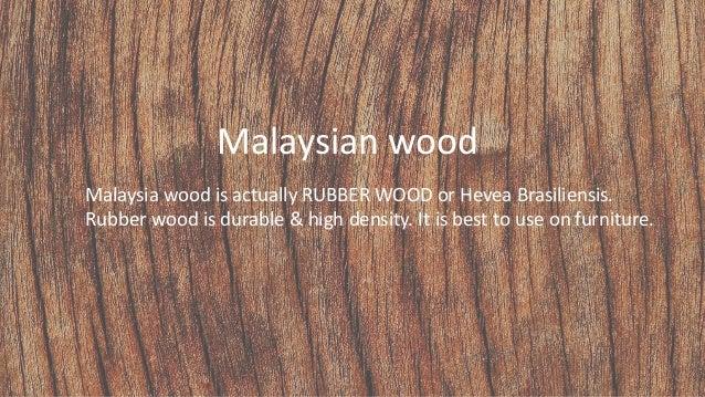 Timber Building Material