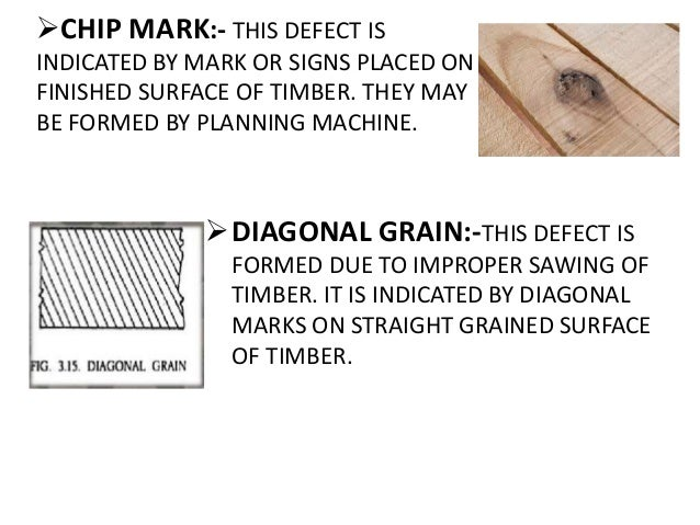 defects of timber In all drying defects, (end splits, surface checks, and end checking or splitting) the rupture will extend across one or more growth rings shakes, checks and splits and the grade of dimension lumber a relatively small amount of splits, checks, or shakes are acceptable under the grading rules for dimension lumber and the amount allowed varies.