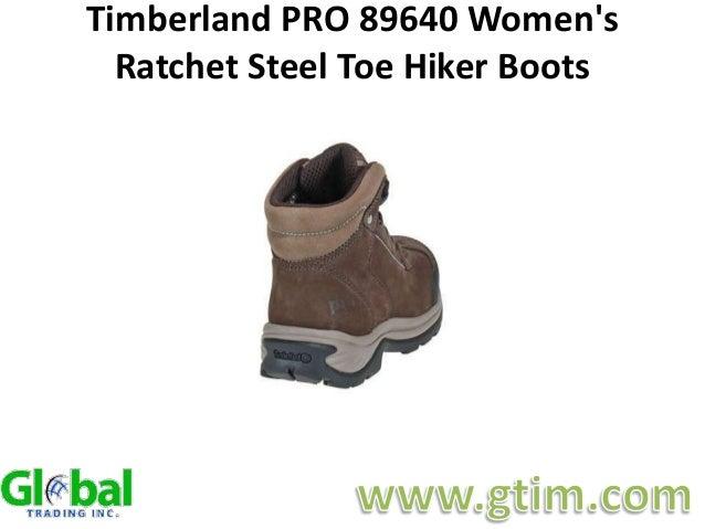 21fc507bd0c Timberland pro 89640 womens ratchet steel toe hiker