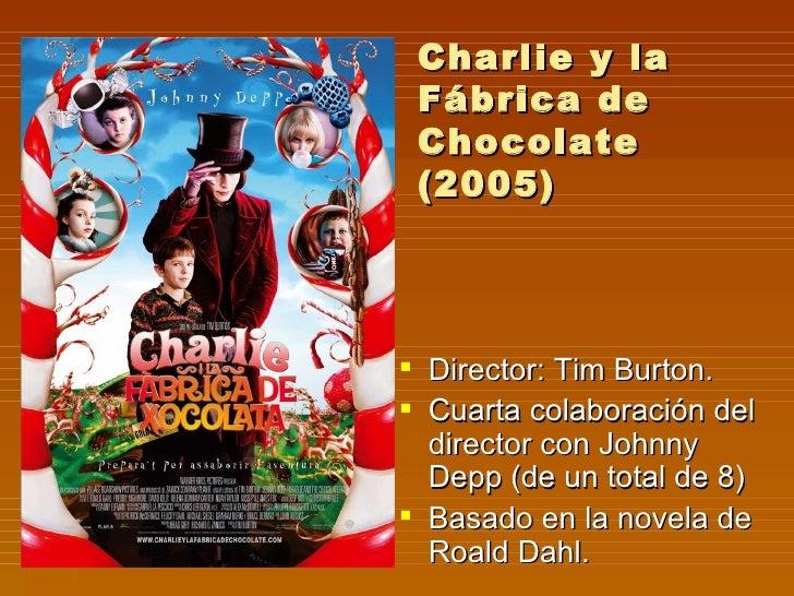 Tim Burton: ser freak es bueno Slide 2