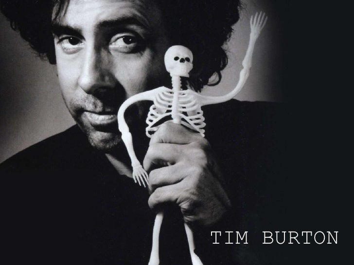 Tim Burton - Pesquisa de Autor