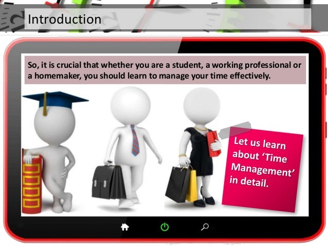 time management case studies