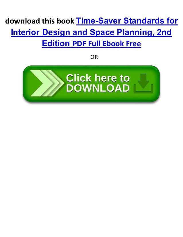 5 Download This Book Time Saver Standards For Interior Design