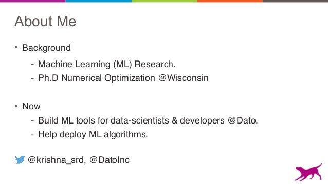 Scalable data structures for data science Slide 2