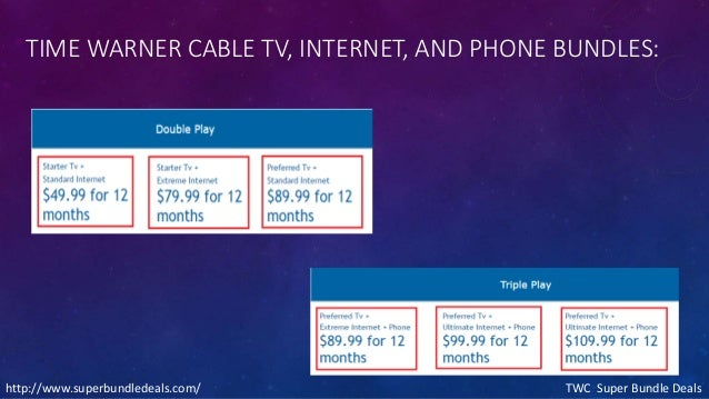 Charter high speed internet deals