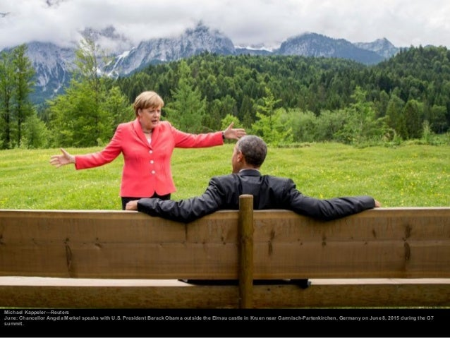 Eric Vidal—Reuters October: Greece's Prime Minister Alexis Tsipras talks with Chancellor Angela Merkel prior to a meeting ...