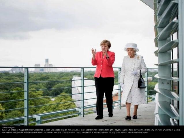 Guido Bergmann—Bundesregierung/Getty Images October: Chancellor Angela Merkel and Israeli Prime Minister Benjamin Netanyah...