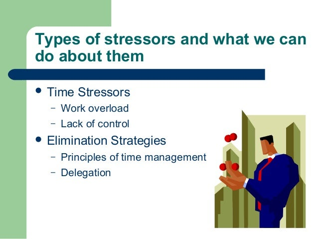 time and stress management skills