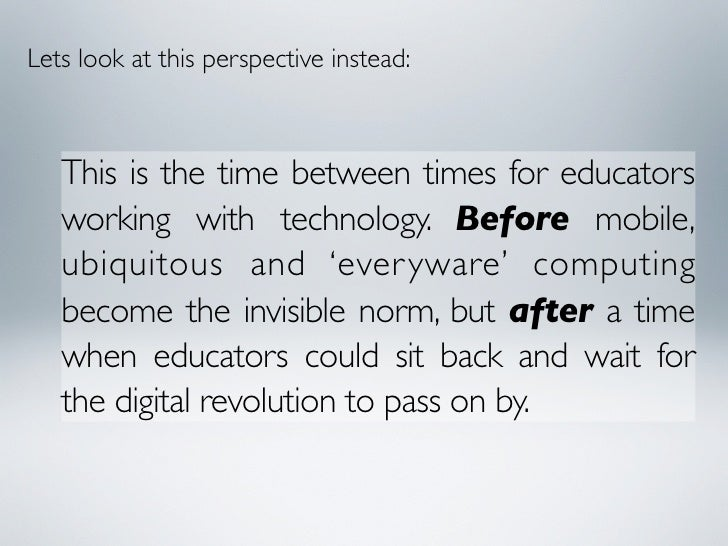 rapid technological change essay What are some examples of rapid political change update  i also think it's notable to consider the tea party movement as an example of rapid political change,.