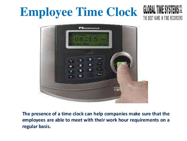 what is the best employee time clock software