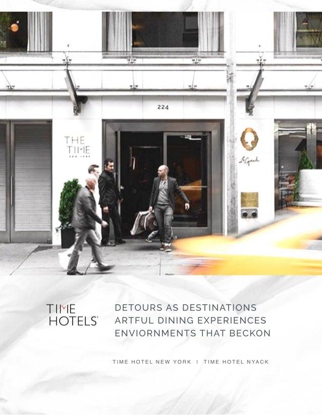 TIME HOTEL NEW YORK   TIME HOTEL NYACK DETOURSASDESTINATIONS ARTFULDINING EXPERIENCES ENVIORNMENTSTHATBECKON
