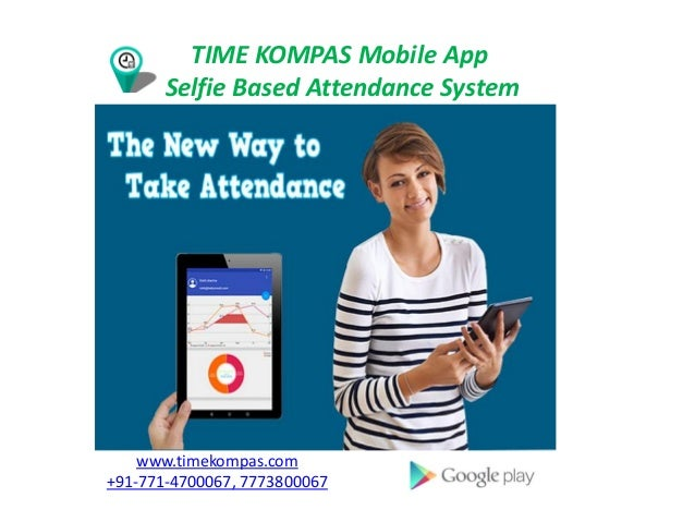 Time kompas - Selfie based Attendance and Payroll System