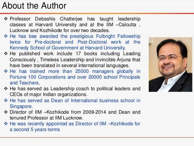 Timeless leadership Slide 2