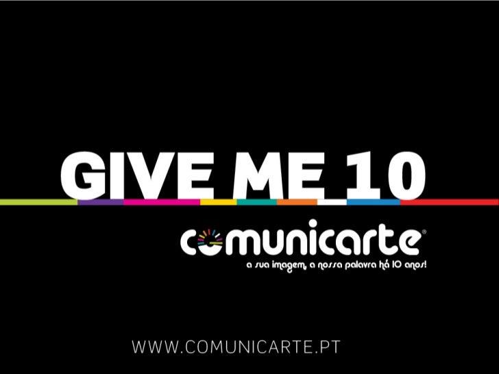 Timeline   comunicarte give me 10