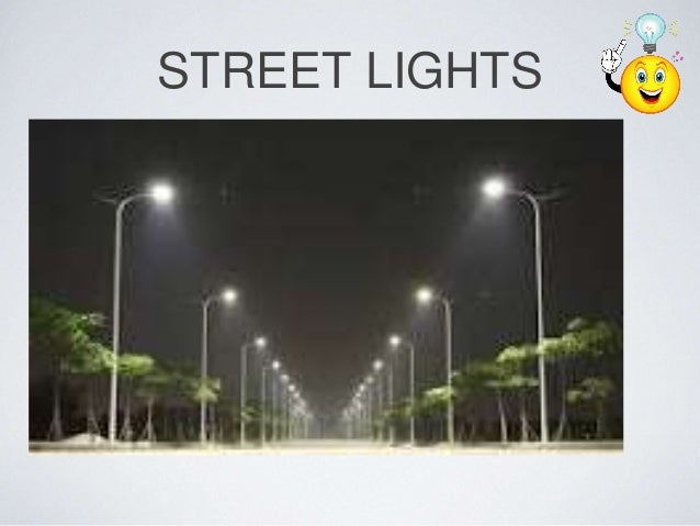 Automatic light timer system corridors 11 street lights aloadofball Choice Image