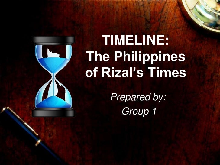 jose rizals timeline Jose rizal mobile app is ideal for college students enrolled in rizal course it is also ideal for high school students who has noli me tangere and el filibusterismo subjectsthis app includes - jose rizal's biography- noli me tangere- el filibusterismo - and more.