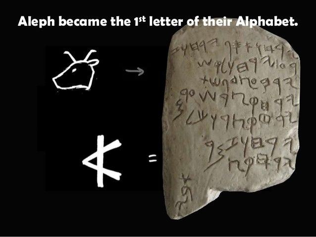 """The Greeks called it """"Alpha""""."""