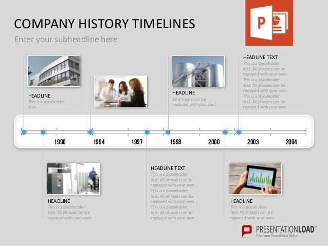Timeline Templates Bundle For Powerpoint
