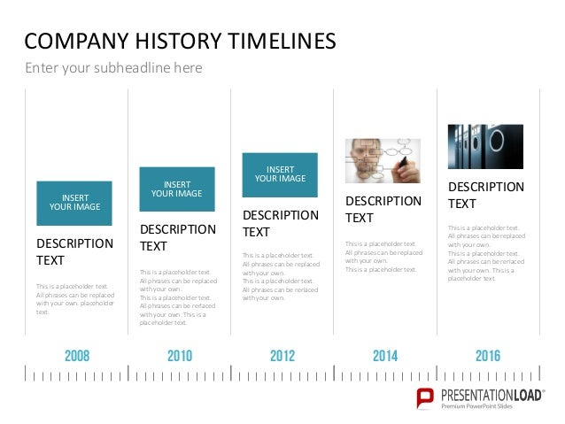 History Timeline Powerpoint Template  BellacoolaCo