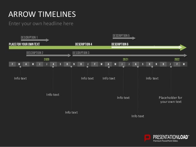 Timeline templates bundle for powerpoint toneelgroepblik Choice Image
