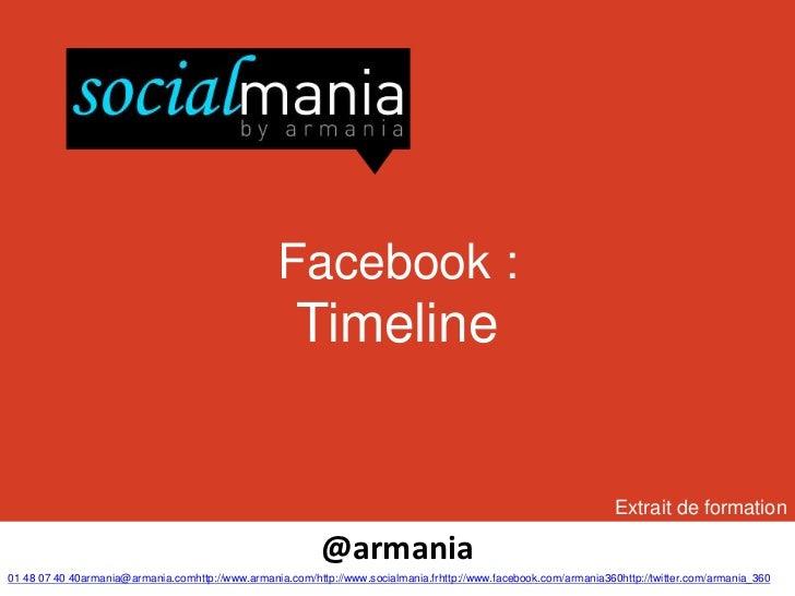 Facebook :                                                      Timeline                                                  ...