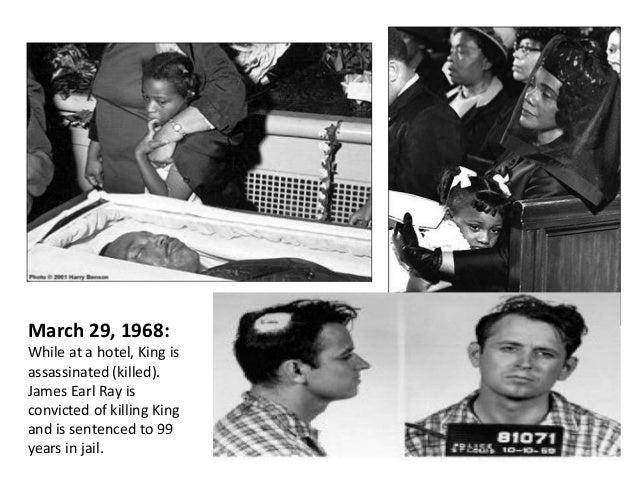 Timeline Of Martin Luther King Jr S Life