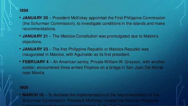 history of the philippine constitution The first philippine  the malolos congress earned its place in philippine history if only for two  1898 and the framing of the malolos constitution,.