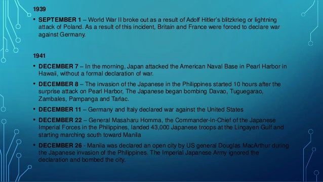 Significance of attack on pearl harbor and september 11th in american history
