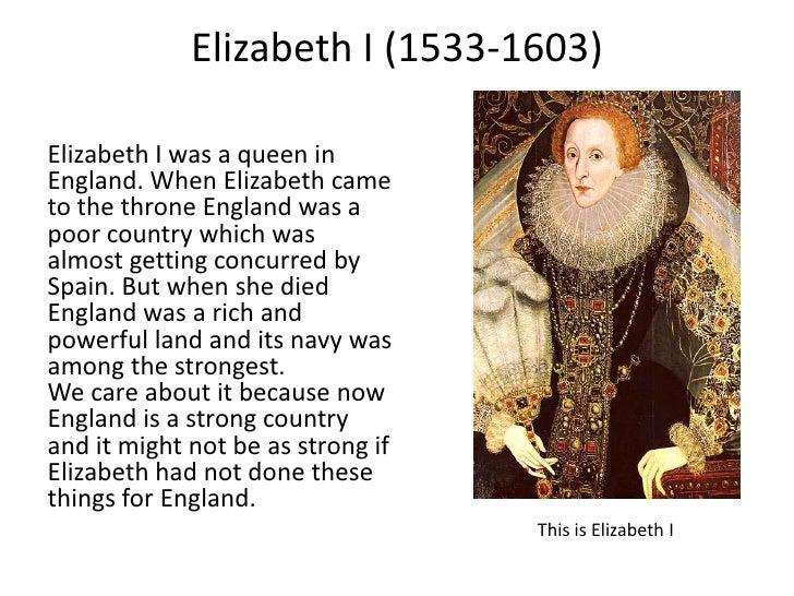 Queen Elizabeth 1 Of England Timeline Timeline powerp...